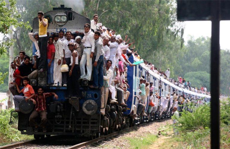 Про индийские железные дороги