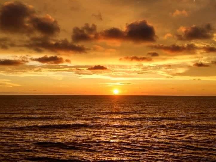 чудо закаты Варкалы