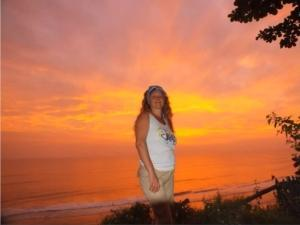 Светлана Курбатова в Варкале гид по Индии