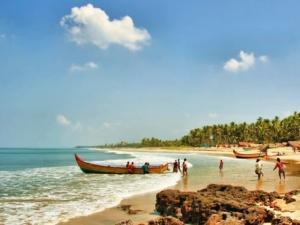 рыбаки в Индии