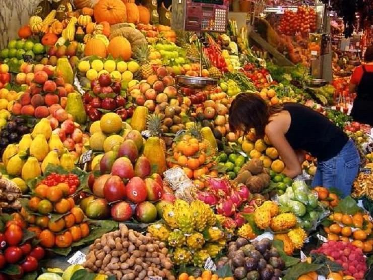 фрукты в Индии