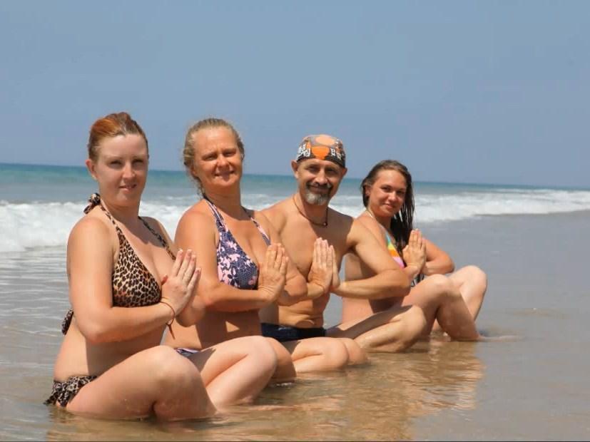 Варкала индийский океан