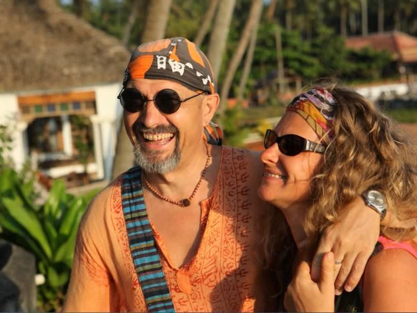 Светлана и Дмитрий Курбатовы гиды по Индии