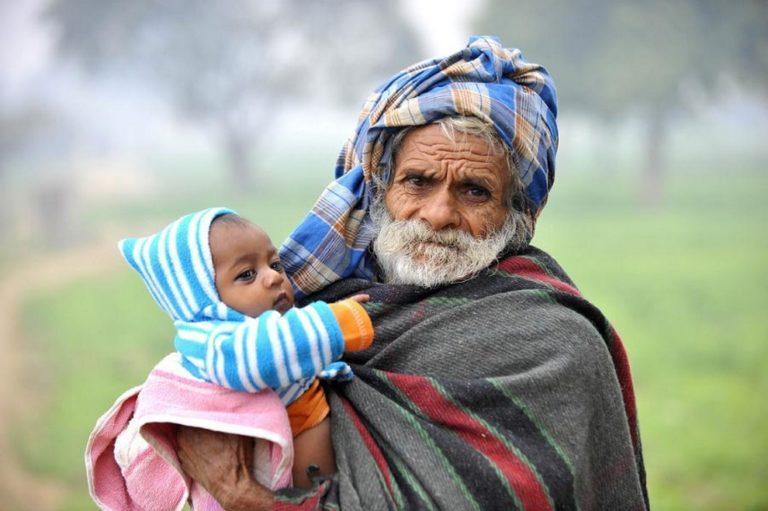 Отношение к пожилым в Индии