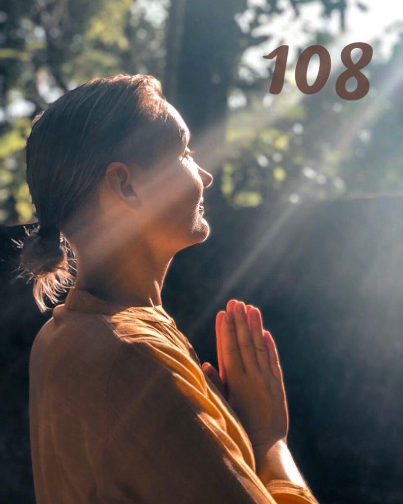 Священное число 108 в Индии