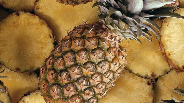 Варенье из ананасов